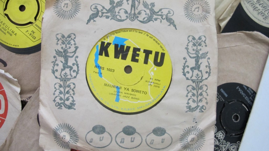 Tanzania Heritage Project » Surface Noise: a Brief Look at Vinyl in