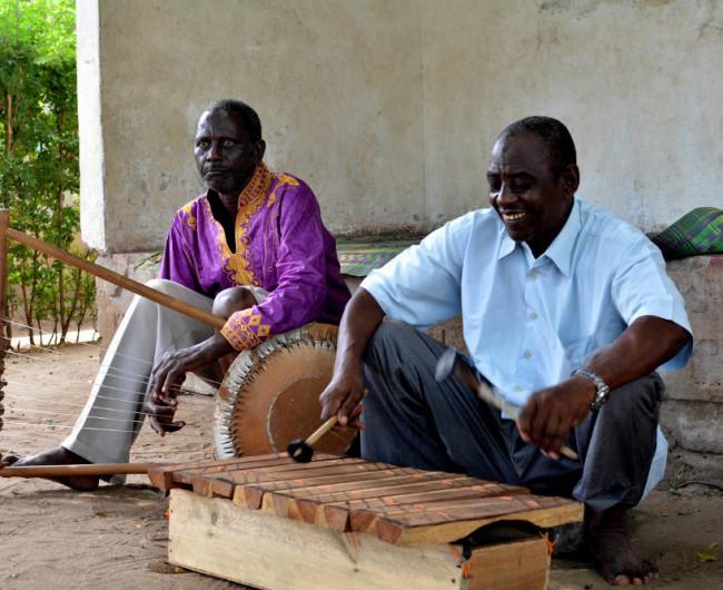 Werema Chacha and Halfan Omar Matitu