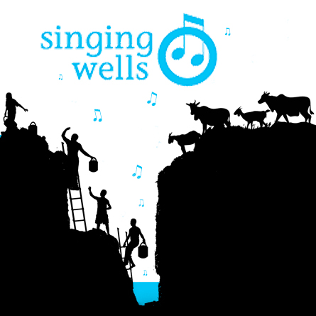 Singing Wells Logo